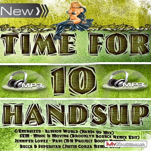 VA - Time For Hands Up Vol 10